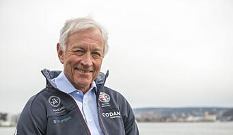 PÅ VALG: Jørgen Stang Heffermehl kan bli en av åtte visepresidenter i World Sailings styre.Morten Jensen