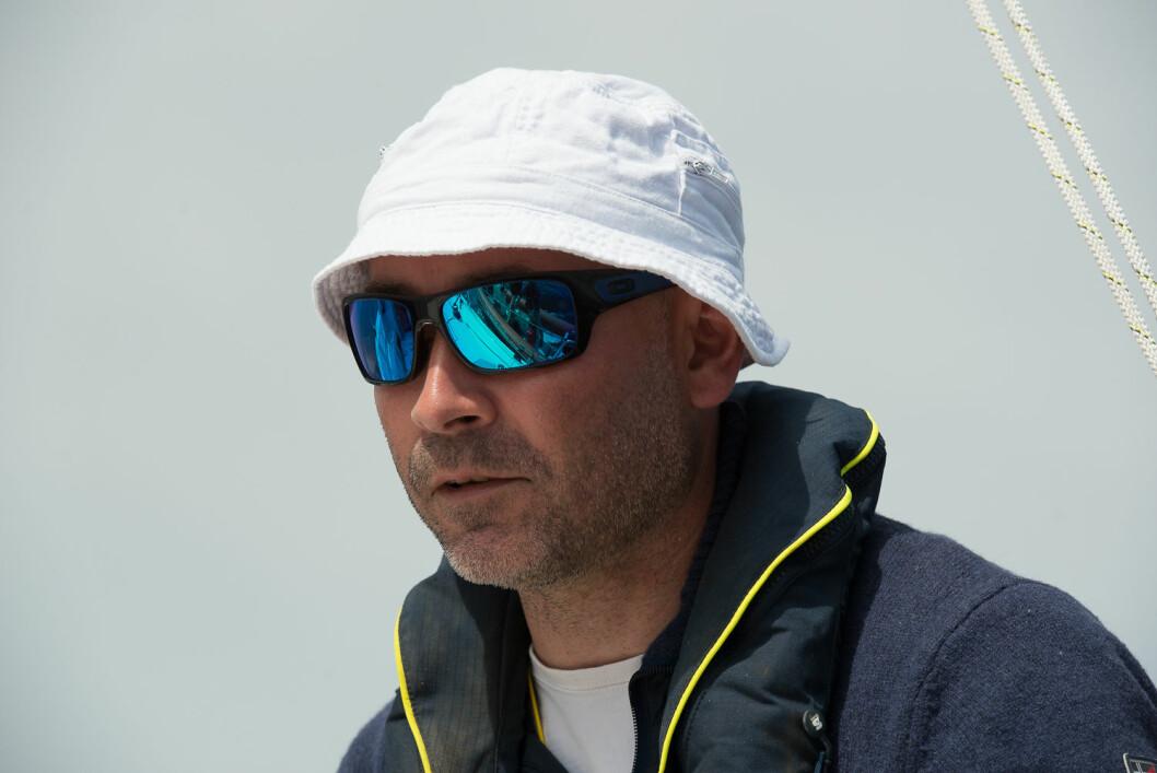 TOPP TRE: Tim Sandberg fra Tønsberg er kommet inn blant de tre beste på SEILmagasinet Shorthanded-ranking.