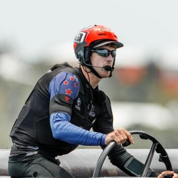 RORMANN: Peter Burling tok også OL-gull midt under oppkjøringen til America's Cup