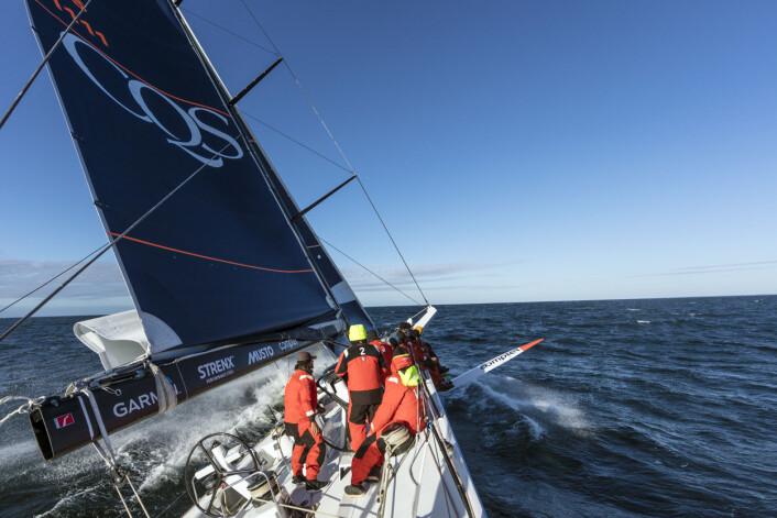 CQS med rekord rundt Gotland