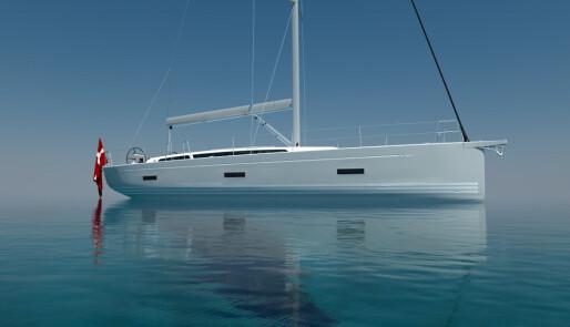 Ny 50-foter fra X-Yachts