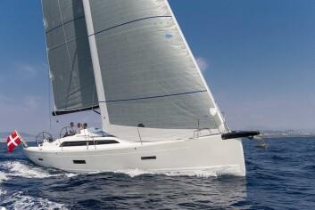RASK: X4 fra X-Yachts viser nye takter. En båt som kombinerer komfort med hurtighet.