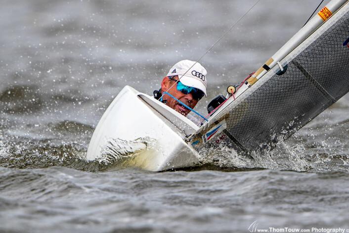 FOR ALLE: 2.4 mR er en båt som seiles av alle.