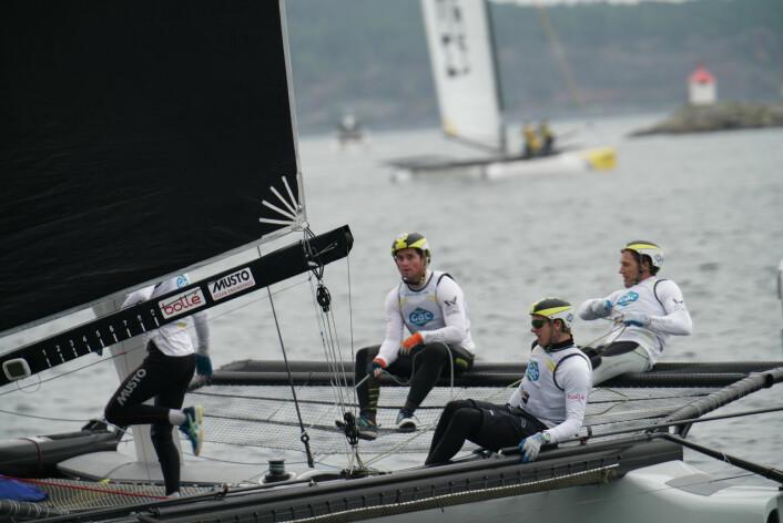 GAC Pindar vant i Risør