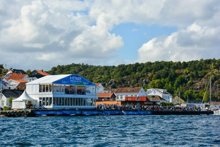 Aldri vært større publikum til seiling i Norge