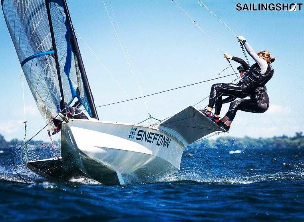 Ragna og Maia Agerup vant begge