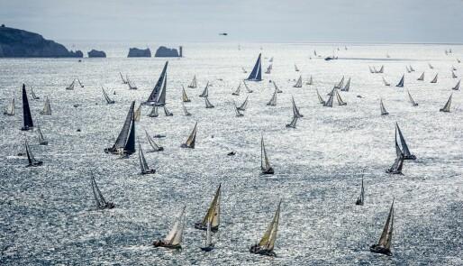 Tre norske båter i havseilas-klassiker