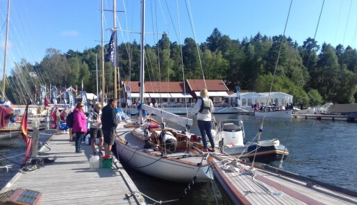 Stor spenning før morgendagens tune up regatta