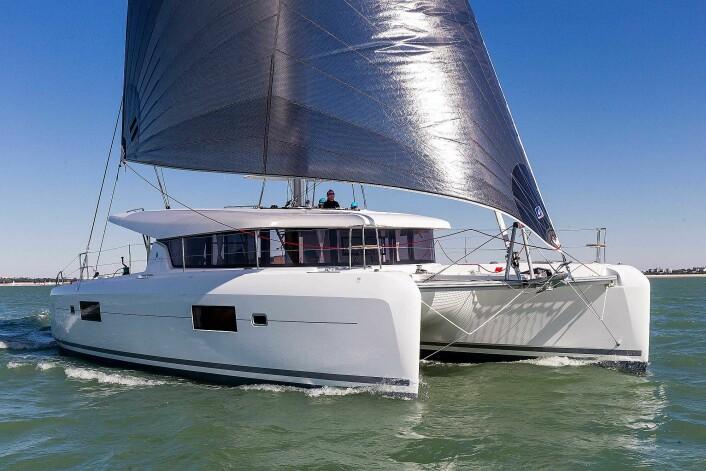 NY: Lagoon 42 har blitt en etterspurt modell på markedet.