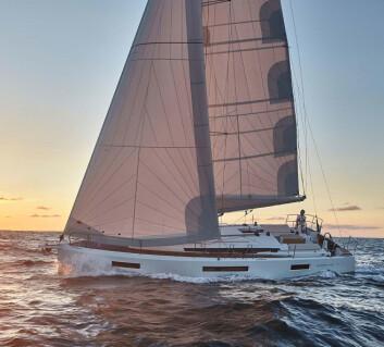 NY: Sun Odyssey 440 får verdenspremiere i Marstrand. Båten kommer også til Oslo.