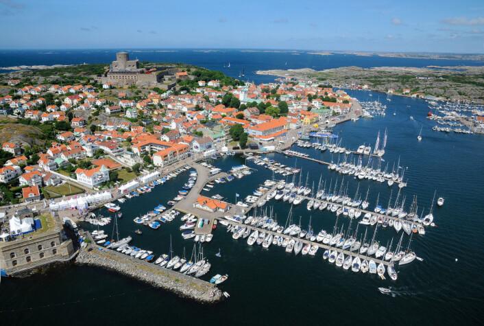 MARSTRAND: Messen i Marstrand holdes for tredje gang, denne gangen har de med seg SweBoat. Det har gjort at flere svenske leverandører har flyttet.