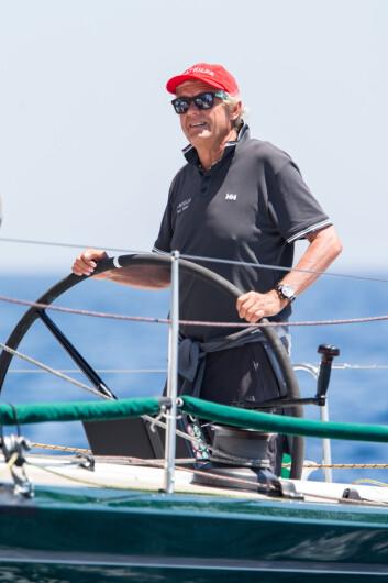 MORTEN KIELLAND: Skipperen om bord i «Mathilde» tilbyr to-tre norske seilere plass om bord i 2018-sesongen. Reise og opphold vil han dekke. Målet er å hjelpe seilerne til å bli profesjonelle seilere.