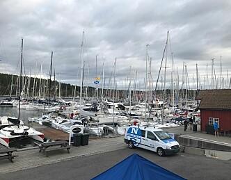 220 båter klare for lettvindsseiling