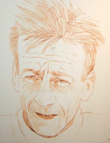 IKON: Bernard Moitessier trivdest best på havet. Franskmannen døde av kreft i 1994. Han var også en aktiv miljøaktevist, og sloss mot prøvesprengninger i Stillehavet.