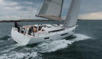 NYHET: Sun Odyssey 440 har verdenspremiere i Marstrand.