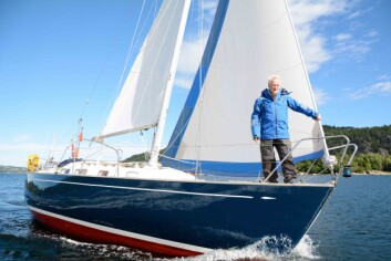 DELTAR: Are Wiig er klar for Golden Globe Race 2018.