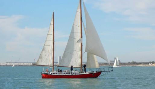 Legendarisk havseiler blir entype for jorden rundt regatta