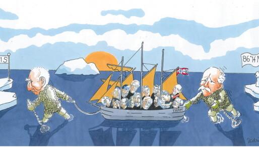 «Fram» – polarhistoriens dronning