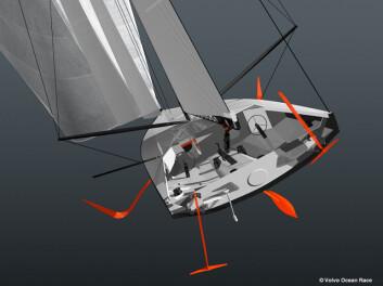 VOLVO: Guillaume Verdier har utviklet neste generasjon Volvo Ocean Race-båter som vil foile. Franskmannen er også designsjef for Emirates Team New Zealand.
