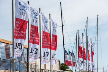 STORT: VM i J/70 har 172 båter på registreingslisten fra 25 ulike nasjoner.