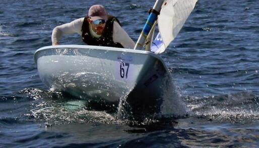 9. og 10. plass til Tomasgaard i VM starten