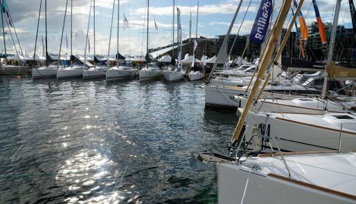 70 seilbåter solgt i år