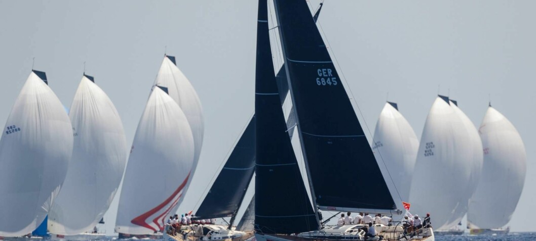 «Admiral's Cup» med Club Swan