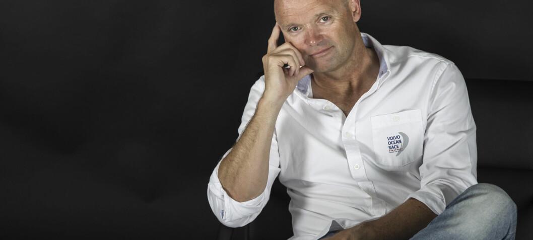 Sjefen for Volvo Ocean Race slutter