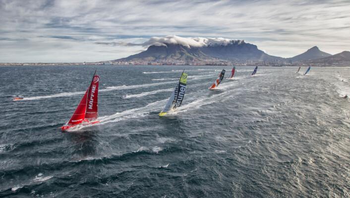 START: Volvo Ocean Race runden som starter i oktober blir ikke berørt av at Mark Turner slutter.