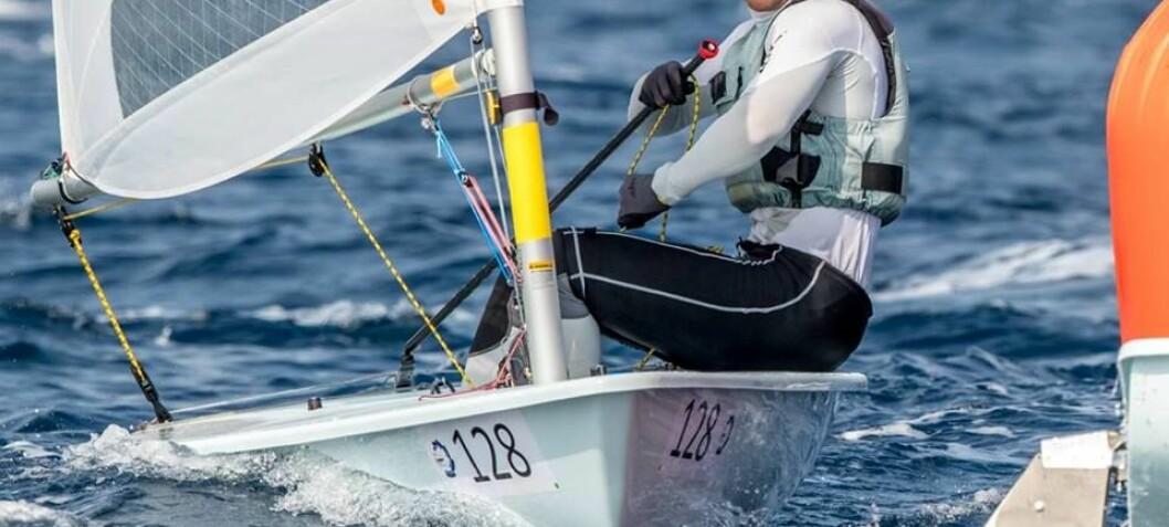 Norske seilere med gode plasseringssjanser i Miami
