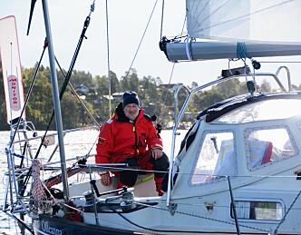 Are Wiig seiler solo til Nordkapp
