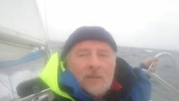 SOLO: Are Wiig er en av 30 skippere som skal seile Golden Globe. Han er den eneste norske.