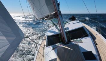 Turkomfort i et regattaskrog