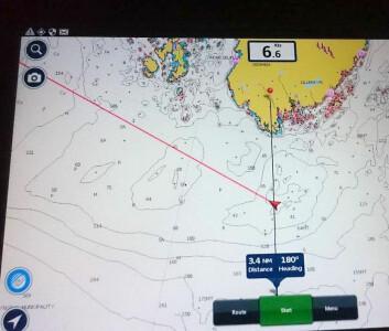 START: Are Wiig passerte Lindesnes kl 05:31 tirsdag morgen.