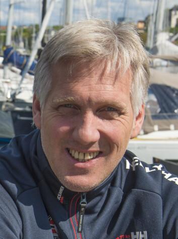 Generalsekretær i Norges Seilforbund, Espen Guttormsen.