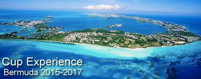 World Cup starter på Bermuda?
