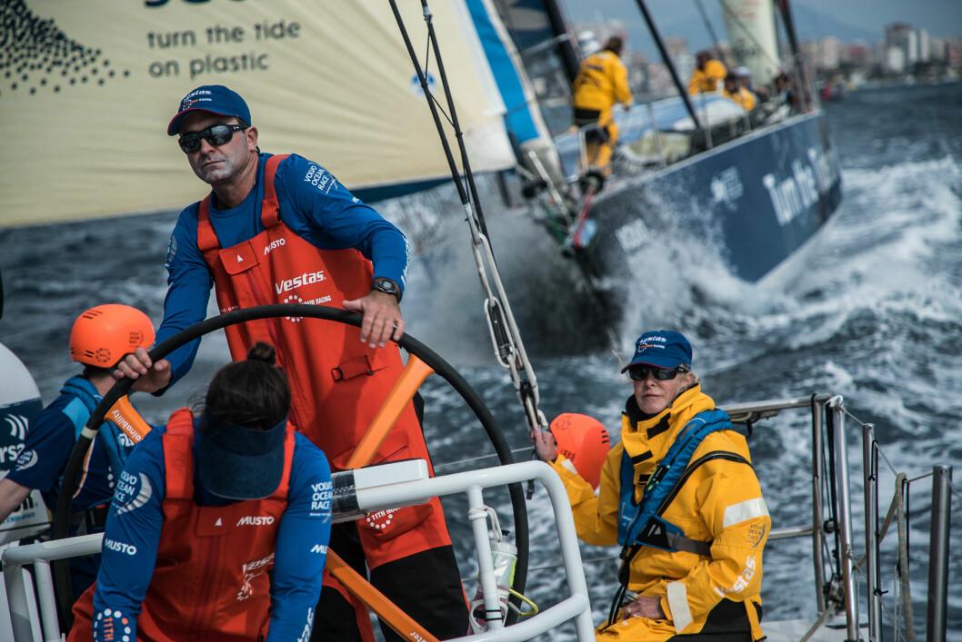 OPPDATERINGER: SEIlmagasinet byr på live-sendinger og kontinuerlig oppdateringer fra Volvo Ocean Race.