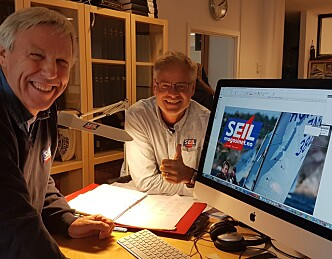 SEILmagasinet inn i Sverige