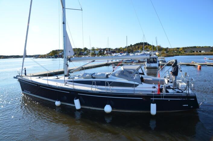 STOR: De siste årene er det Dephia 47 som har blitt solgt i Norge, verftets største modell inntil 50+ kommer på vannet.