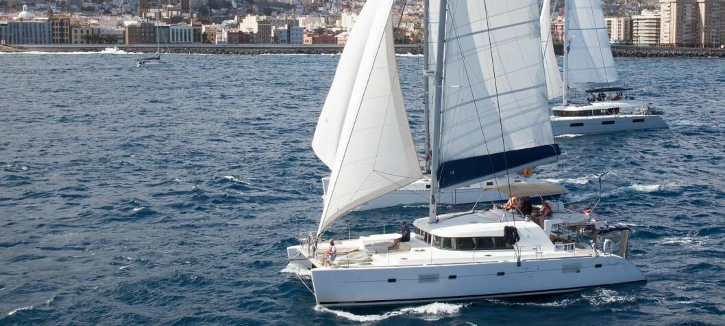 God bør mot Kapp Verde for ARC+ seilerne