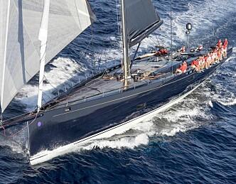 Superyacht-pris til Baltic