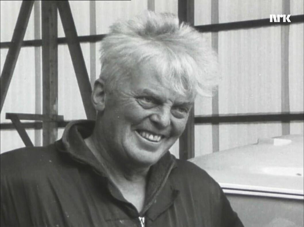UNIKT MILJØ: Jan «Mattis» Mathiesen skapte et helt unikt miljø på Børsholmen i Asker som kan være en tankevekker for alle som i dag strever med rekruttering til seilsporten.