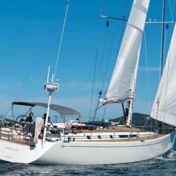 SWAN66: Enigma skal delta i diverse regattaer i Karibia i vinter.