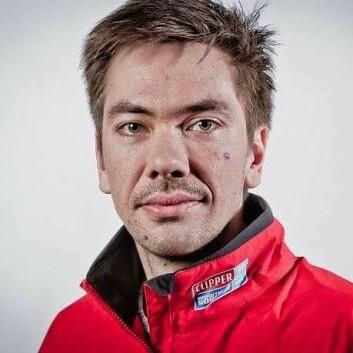 JORDOMSEILER: Stian Tønnesen seiler alle etappene, g har fått en sentral rolle om bord i «PSP Logistics».