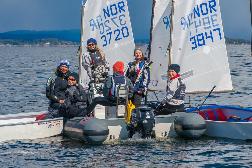 FLITTIGST: Stavanger Seilforening har benyttet Sail Race System til hele 20 arrangementer i 2017.