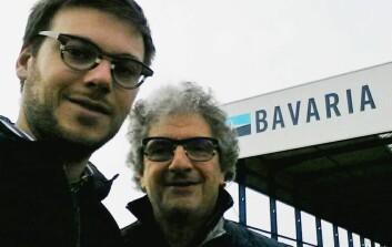 DESIGN: Det er Maurizio Cossutti og Alessandro Ganz som har tatt over fra Farr med å utvikle Bavarias seilbåter.