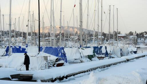 Tid for vinter-regattaer
