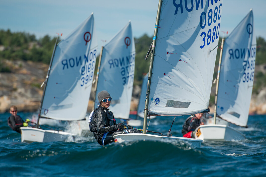 NY LEDER: Norges Seilforbund er på jakt etter en person som kan lede unge og eldre seilere inn i en ny fremtid.