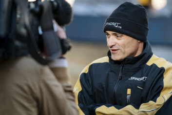 SKIPPER: Yann Guichard har med seg 11 toppseilere på rekordforsøket. De forsøkte for to år siden, men seilte ikke raskt nok.