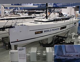 Bavaria C45 for charter, tur og regatta